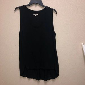 PREOWNED Womens madewell tank top size large
